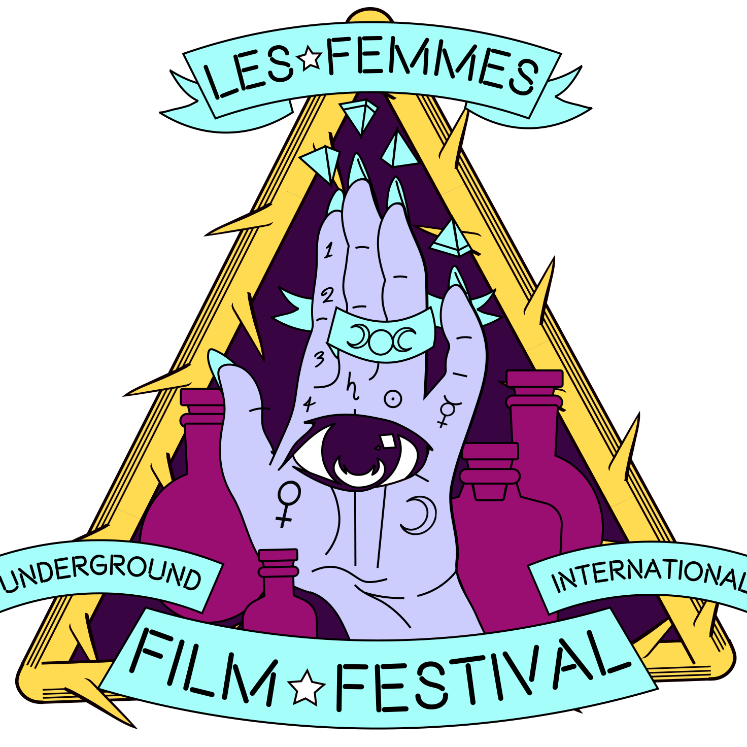 Les Femmes Underground International Film Festival!
