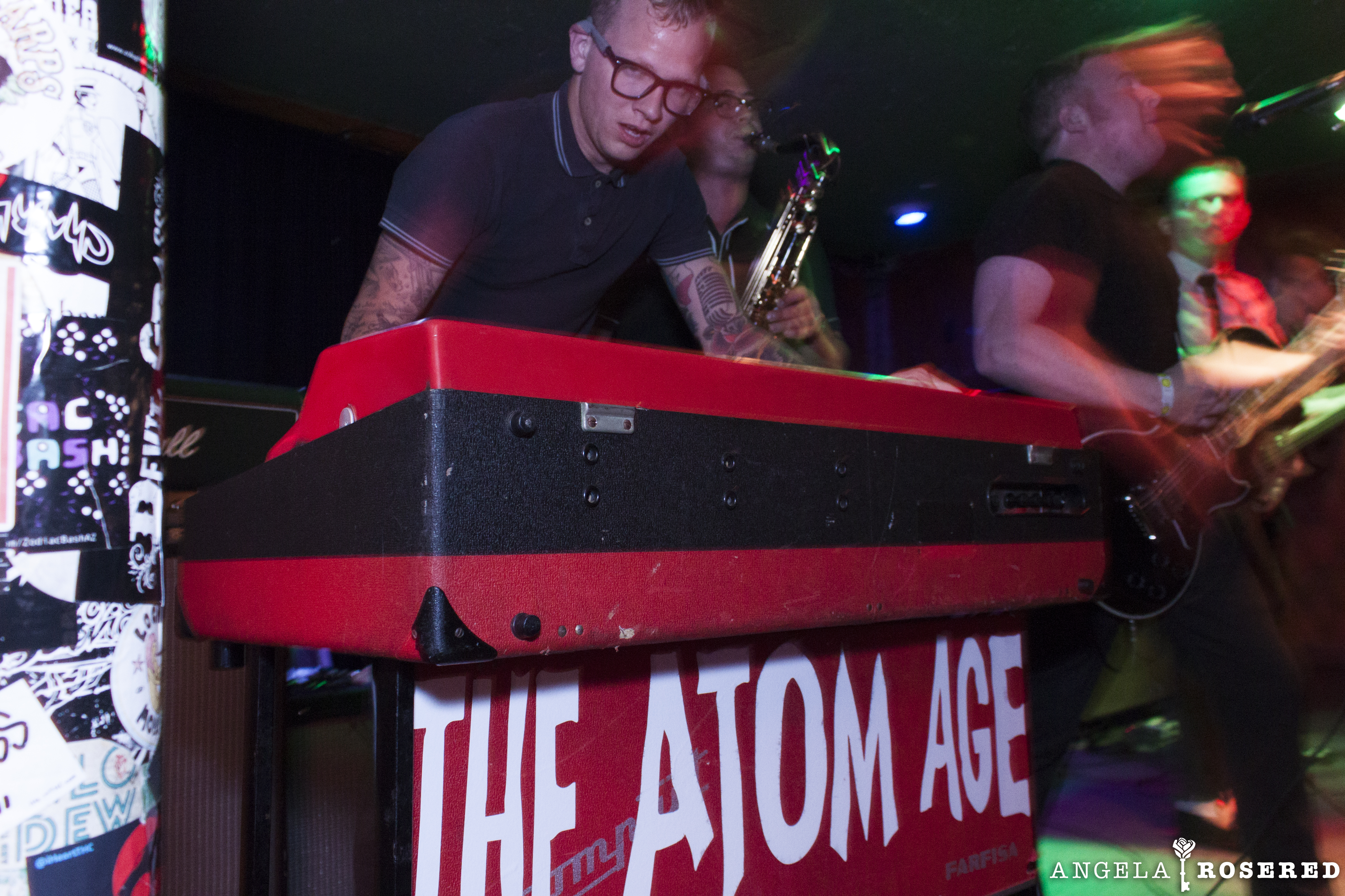 Atom Age 07/16 at Yucca Tap Room