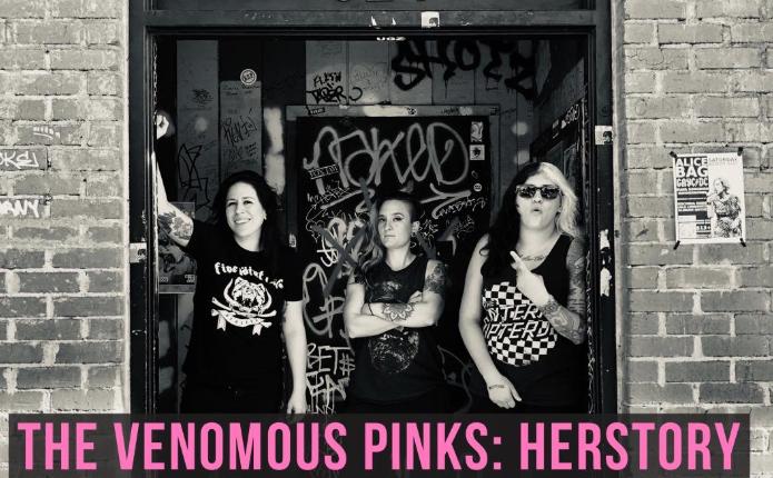Sounds Sisters Episode 20-The Venomous Pinks