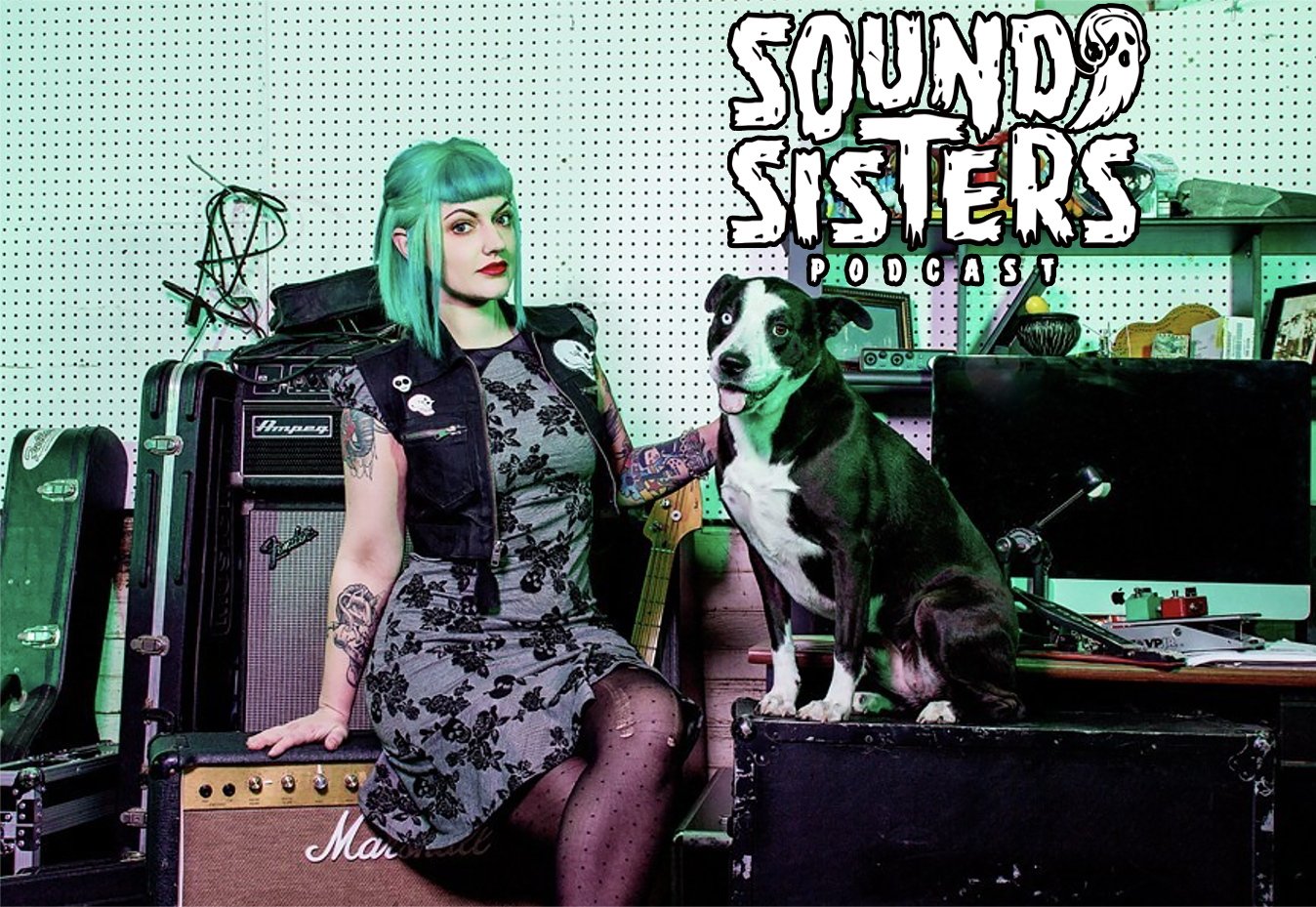 Sound Sisters 25 – Brenna Red (The Last Gang)