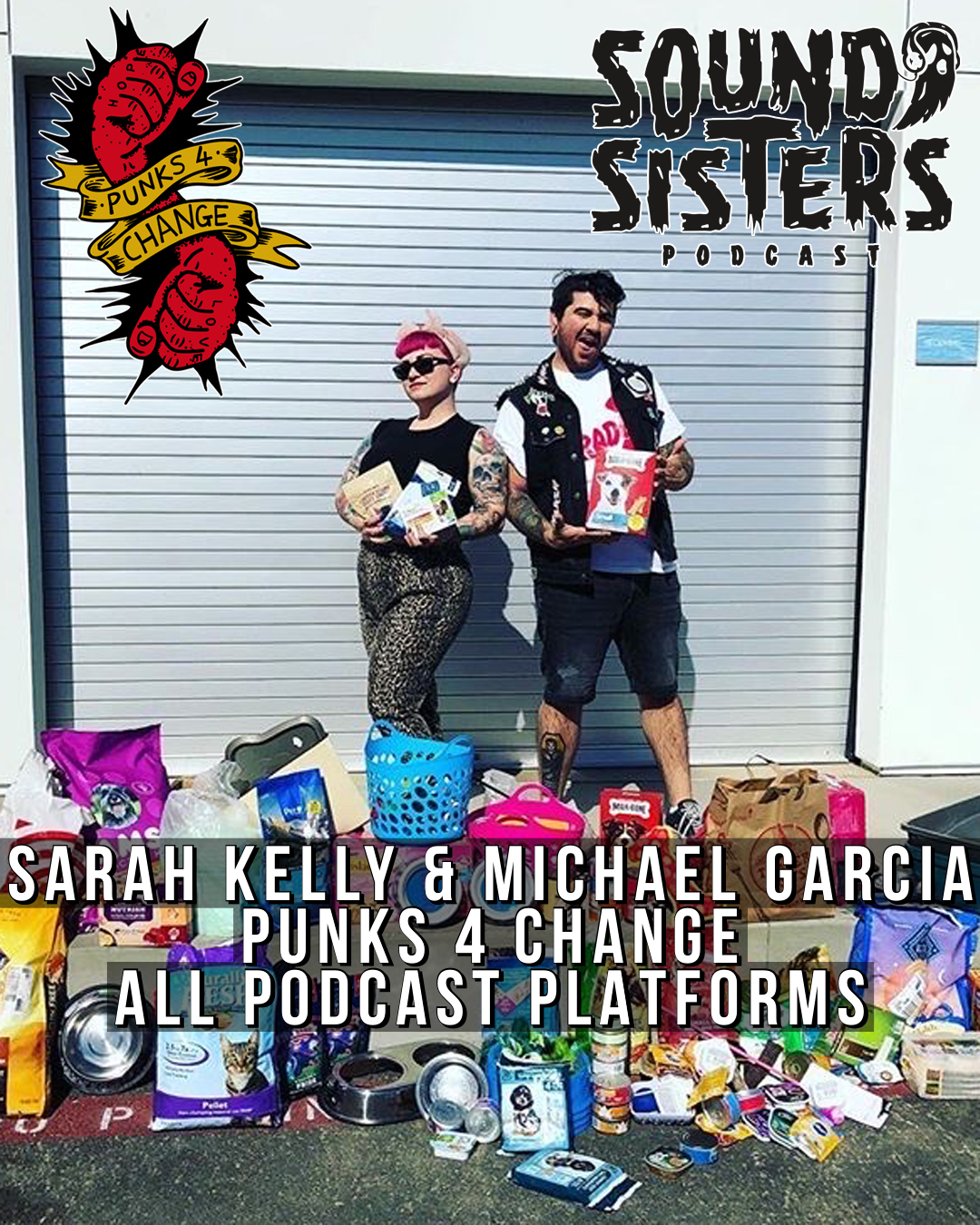 Sound Sisters 24 – Punks 4 Change