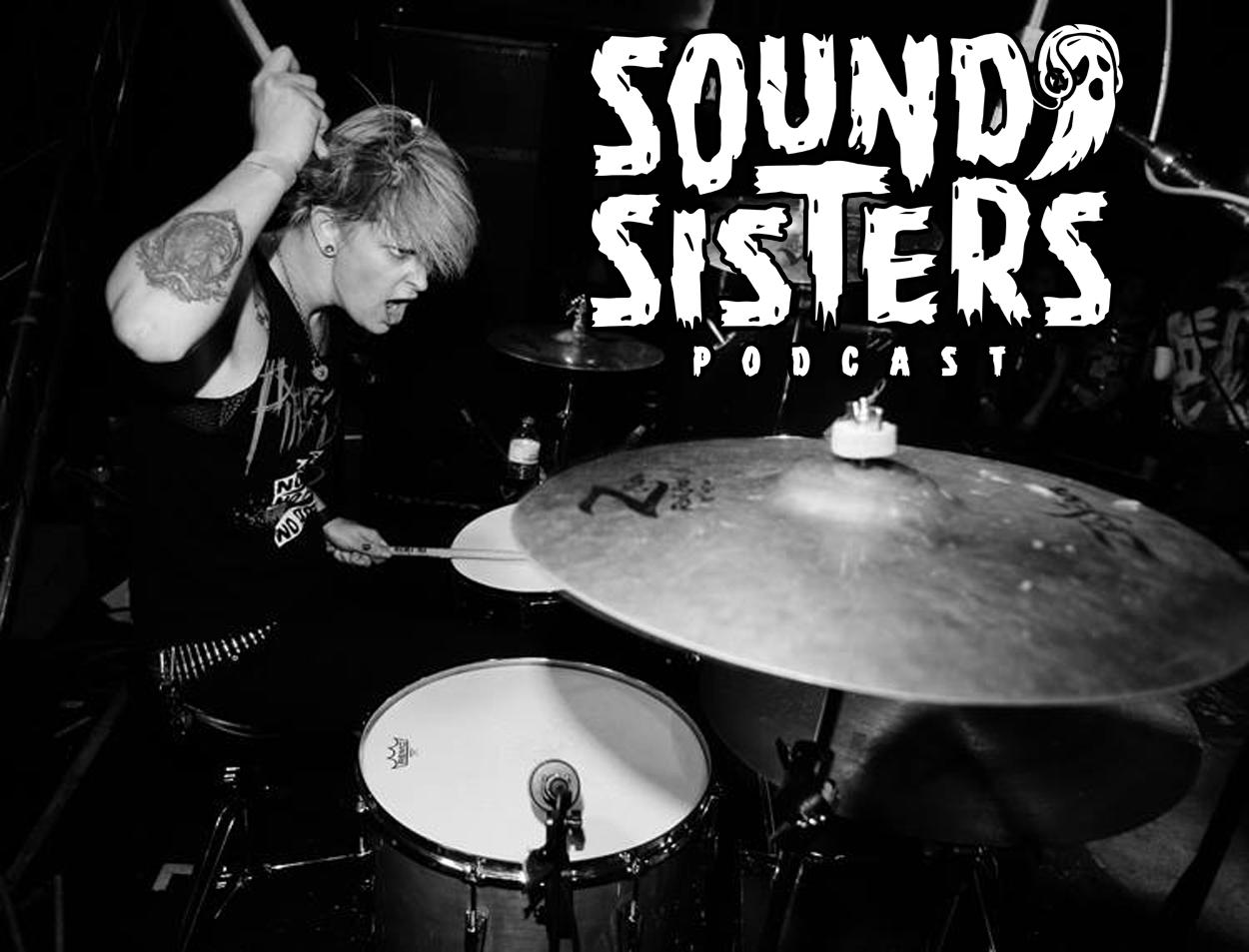 "Sound Sisters 27 – April ""Schupe"" Schupmann of Sniper 66"