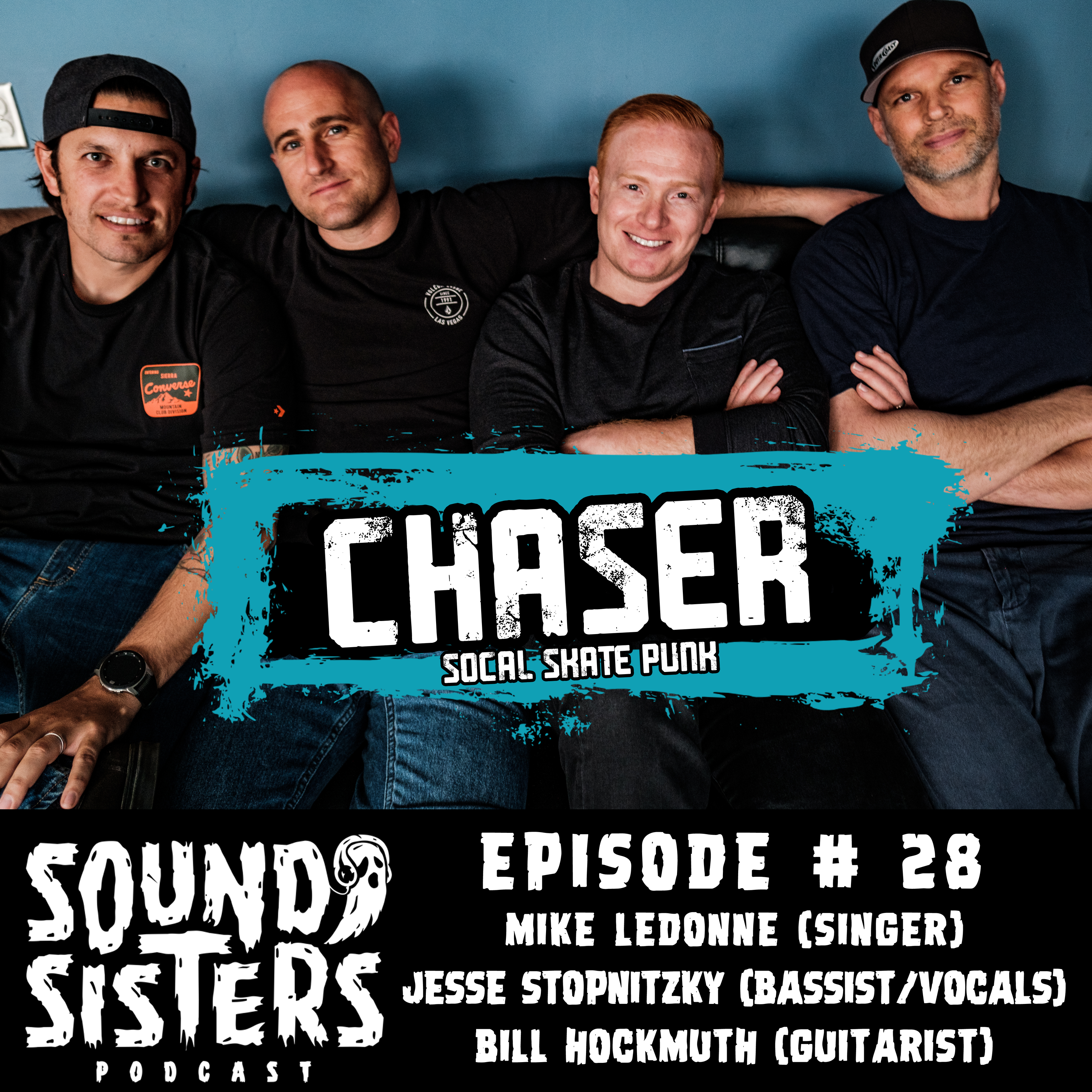 Sound Sisters 28 – CHASER (Sound Speed Records)