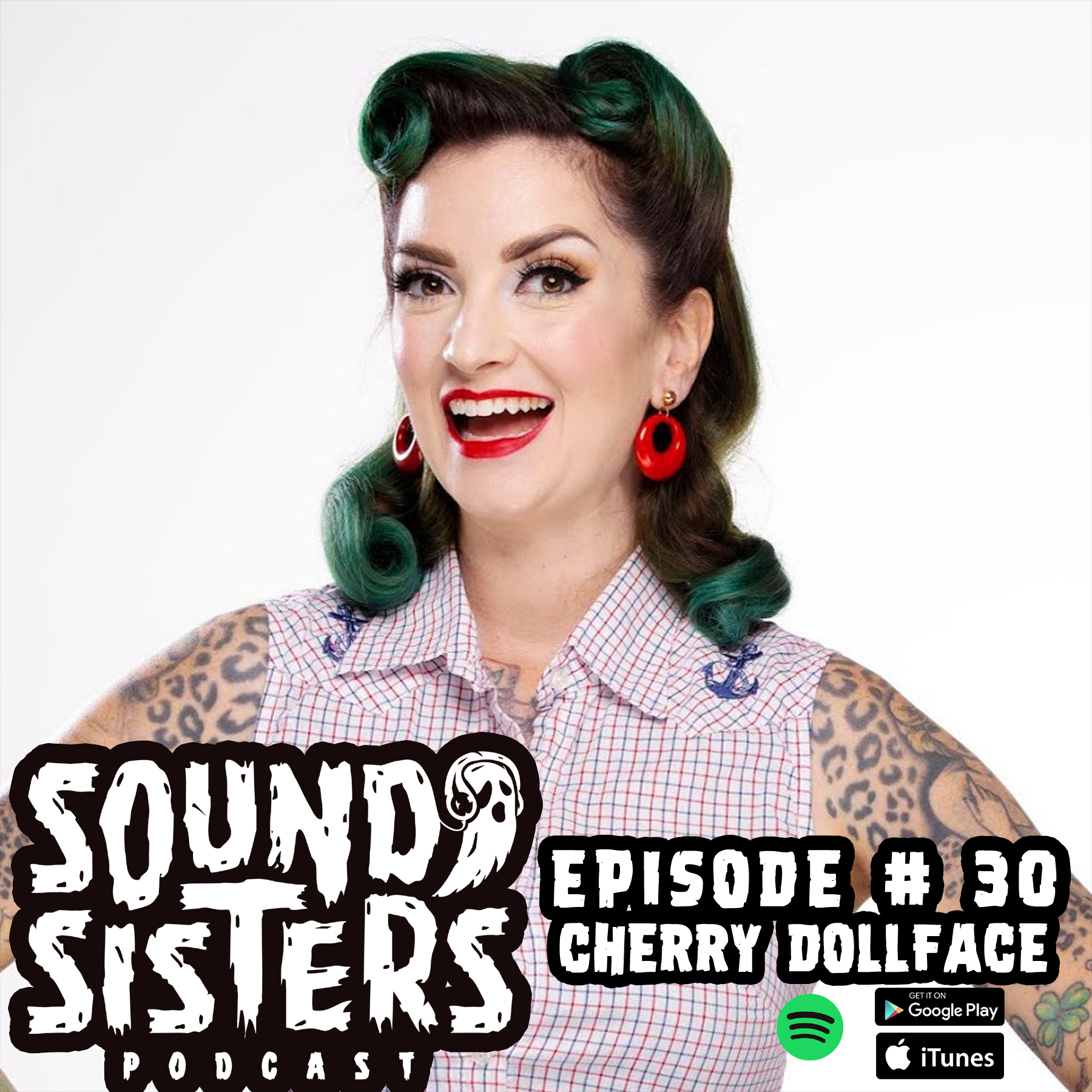 Sound Sisters 30 – Cherry Dollface