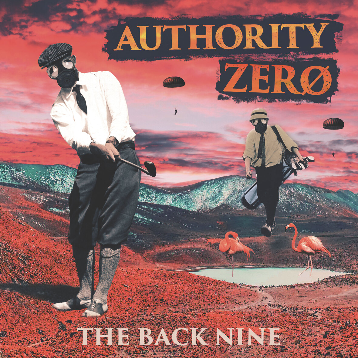 Authority Zero Announce New EP 'The Back Nine' Out April 30